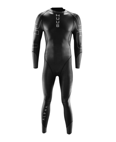 HUUB - ALPHA 2:3 OPEN WATER SWIMMING WETSUIT - MENS