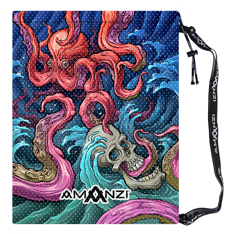 Amanzi - Mesh Gear Bag Sea Enemy