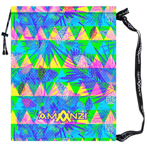 Amanzi - Mesh Gear Bag Sunkissed