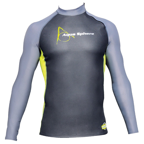 Aqua Sphere - Aqua Skin Long Sleeve Rashguard - Sharks Swim Shop