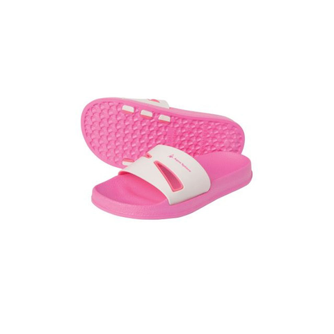 Aqua Sphere - Bay Jr Sliders Pink