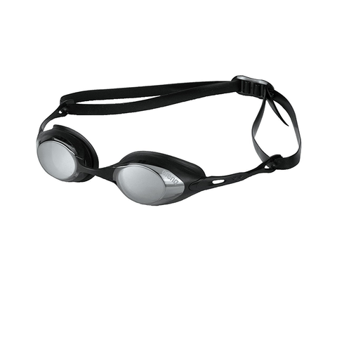 Arena - Cobra Mirror Goggles Smoke Silver Black - Sharks Swim Shop