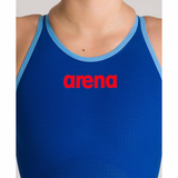 Arena - Womens Racesuit Powerskin Carbon Core FX Ocean Blue