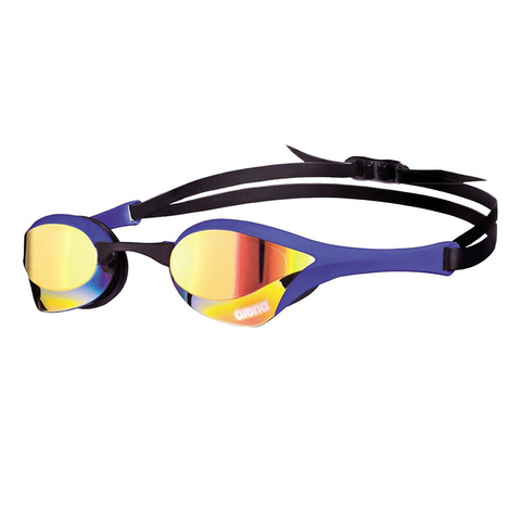 Arena - Cobra Ultra Mirror Blue - Sharks Swim Shop