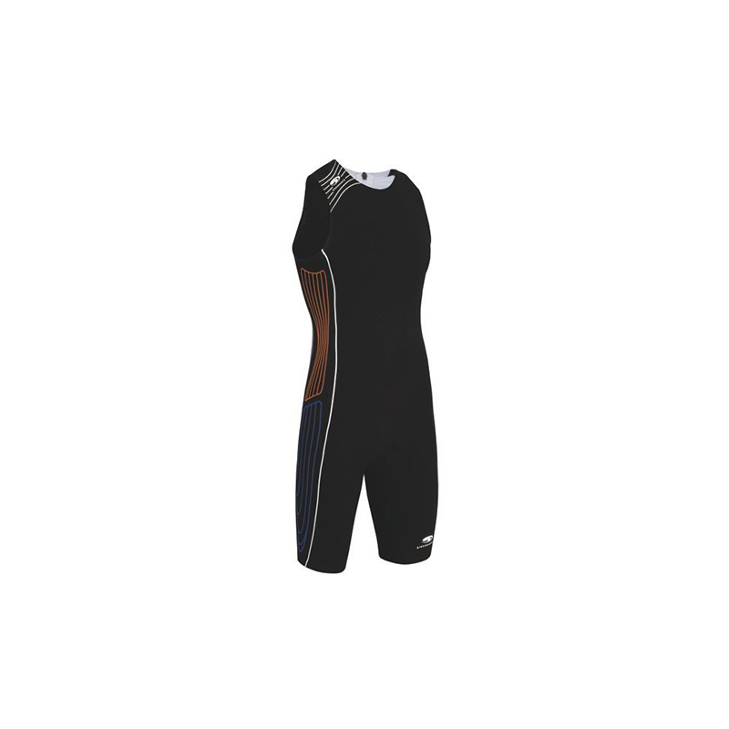 Blueseventy - Mens TX3000 Black/Orange/Blue