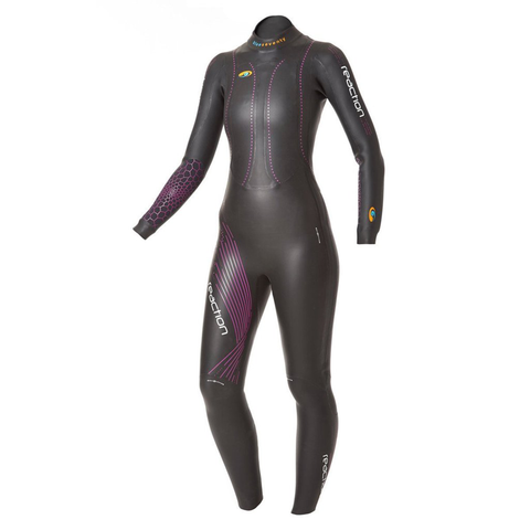 Blueseventy - Womens Reaction Wetsuit 2016 - Sharks Swim Shop