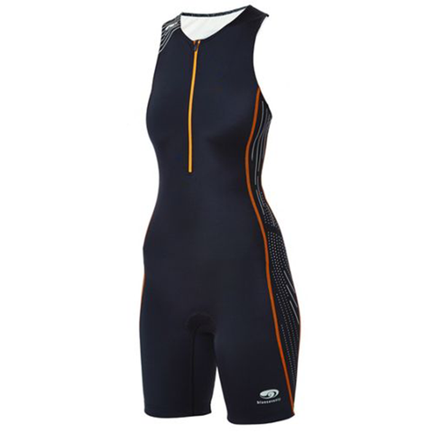 Blue Seventy - Womens TX2000 Black/Orange - Sharks Swim Shop