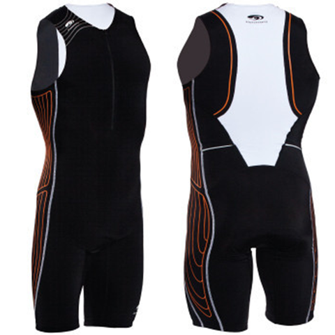 Blue Seventy - Mens TX2000 Black/Orange - Sharks Swim Shop