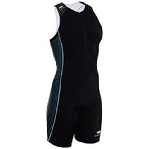 Blue Seventy - Womens TX2000 Black/Aqua - Sharks Swim Shop