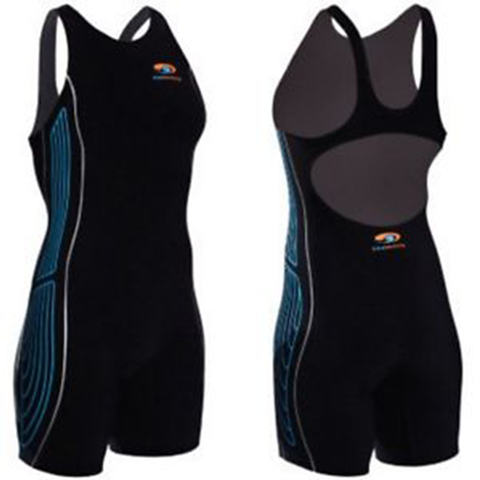 Blue Seventy - Womens TX3000 Black/Blue - Sharks Swim Shop
