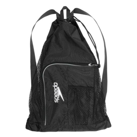 Speedo - Black Deluxe Mesh Bag