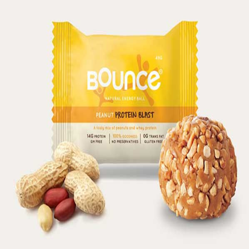Bounce -Energy Ball Peanut