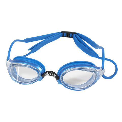 HUUB - Brownlee Race Goggles Agilis Blue/Clear