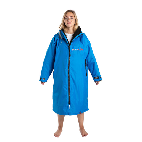 Dryrobe - Keep warm and dry before and after Open water swimming