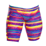 FUNKY TRUNKS - Mens Training Jammers Crystal Wave