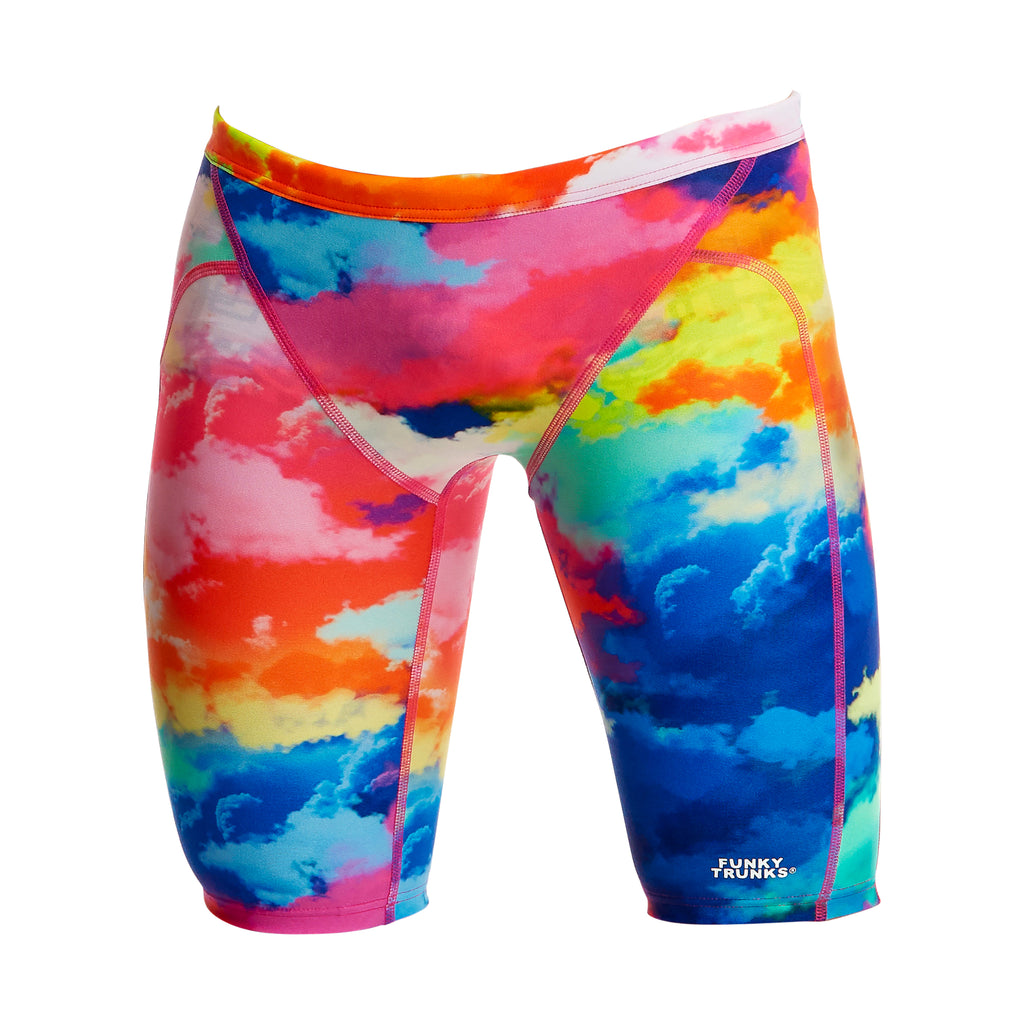 FUNKY TRUNKS - Mens Training Jammers Cumulus