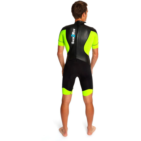 Dare2Tri - Swim & Run GO (Mens) - Sharks Swim Shop