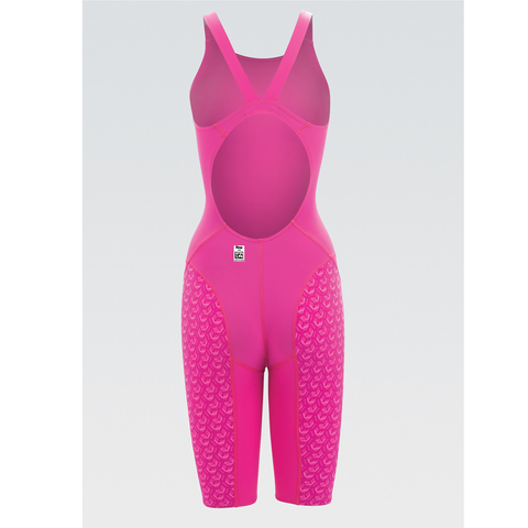 Dolfin - Pink Carvico Swimming Race Suit