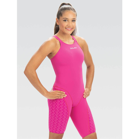 Dolfin - Firststrike Pink Knee Tech Suit