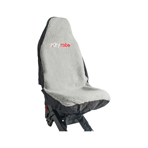 DRYROBE - Carseat Cover Black/Grey