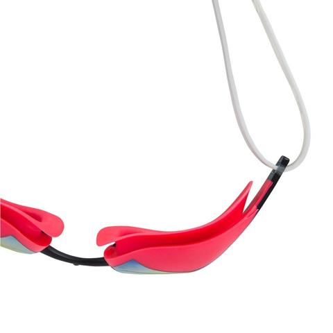 Speedo - Goggles Fastskin Elite Mirror White/Red