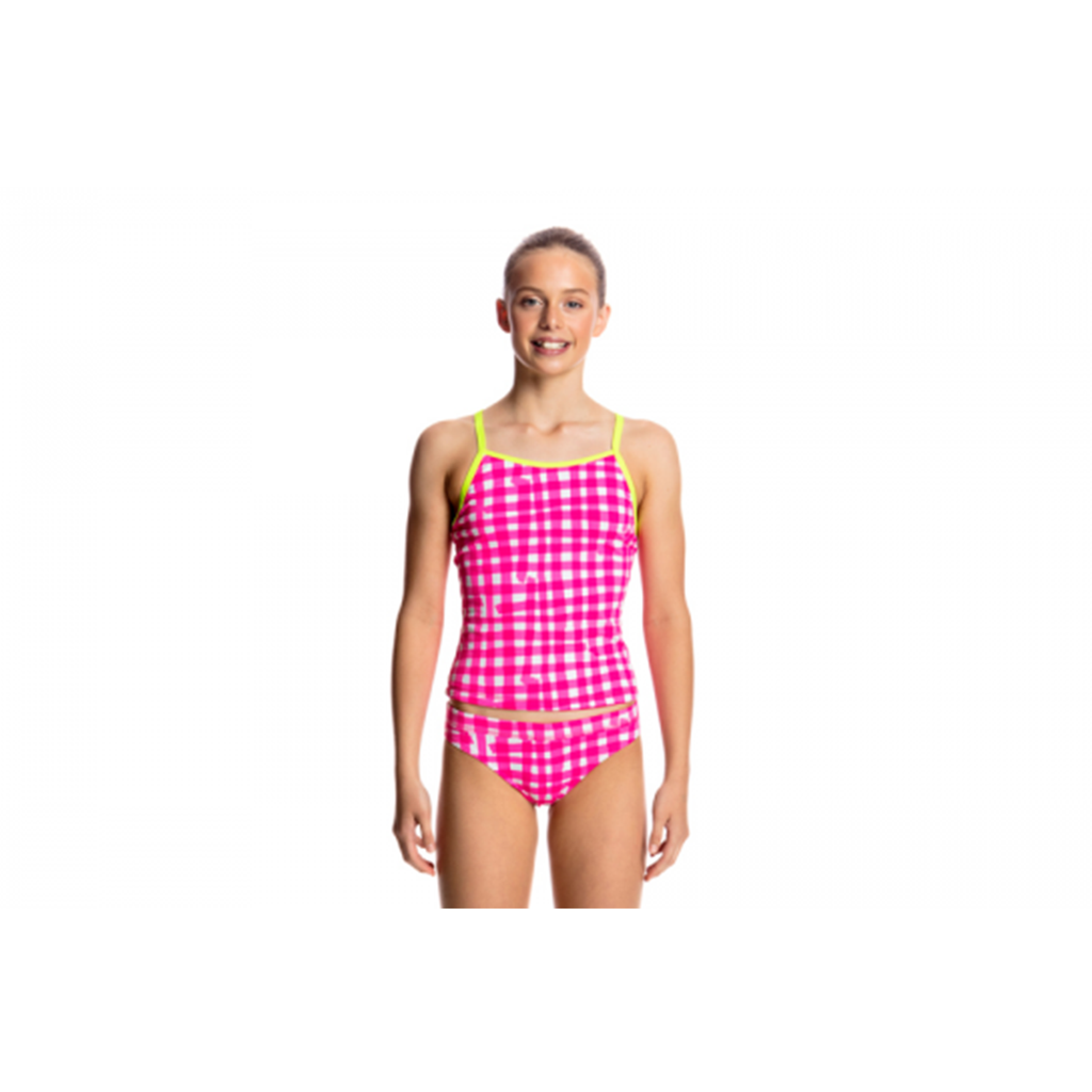 FUNKITA - Girls Tankini & Brief Check Me Out