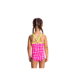 FUNKITA - Toddler Girls Tankini & Brief Check Me Out