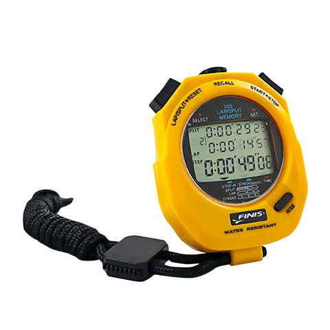 Finis - 3x300m Stopwatch - Sharks Swim Shop