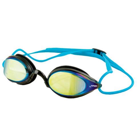 Finis - Circuit Goggles Gold Mirror