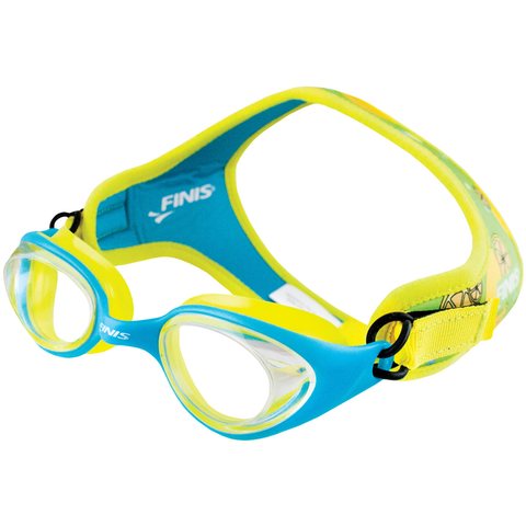 Finis - Frogglez Goggles Lemon - Sharks Swim Shop