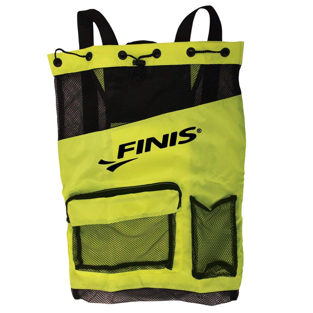 Finis - Ultra Mesh Backpack Acid Green/Black
