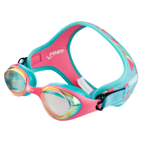 Finis - Frogglez Goggles Watermelon - Sharks Swim Shop