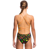 FUNKITA - Girls Single Strap One Piece Night Swim