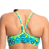 FUNKITA - Ladies Sports Top Lime Light