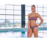 FUNKITA - Ladies Sports Top Predator Party