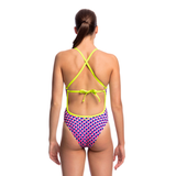 FUNKITA - Ladies 12 Tie Me Tight One Piece  Spec-tacular