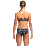 FUNKITA - Girls Criss Cross Two Piece Hands Off