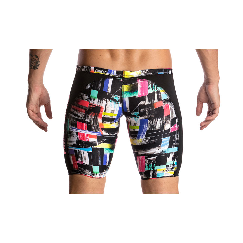 FUNKY TRUNKS - Mens Jammers Test Signal