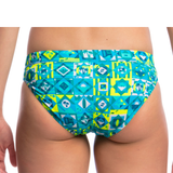 FUNKITA - Ladies Sports Brief Lime Light