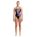 FUNKITA - Ladies Single Strap One Piece Wing Attack