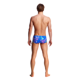 FUNKY TRUNKS - Mens Trunk Classic Marble Moon