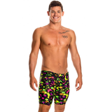 FUNKY TRUNKS - Mens Jammers Splatter Attack