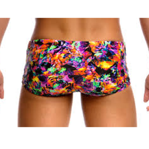 FUNKY TRUNKS - Mens Classic Trunks Predator Party - Sharks Swim Shop