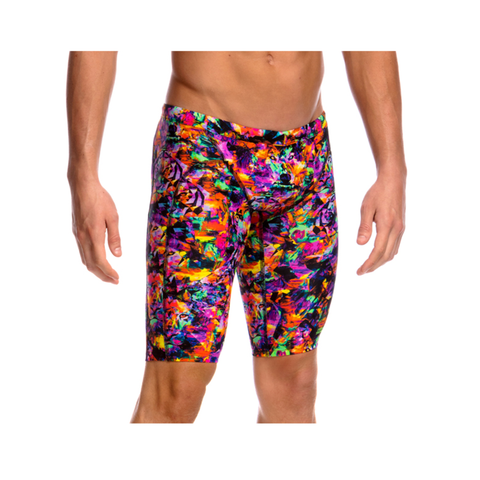 FUNKY TRUNKS - Mens Training Jammers Predator Party - Sharks Swim Shop