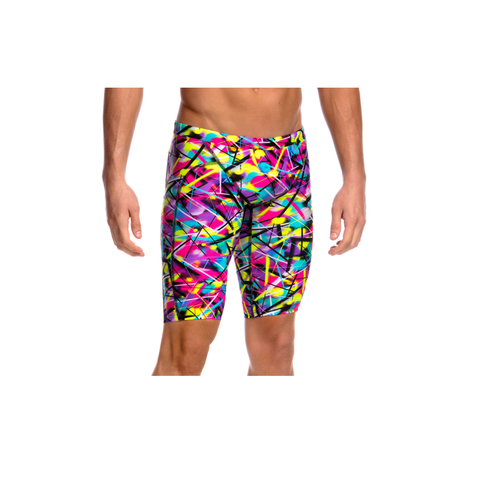 FUNKY TRUNKS - Mens Jammers Spray On - Sharks Swim Shop