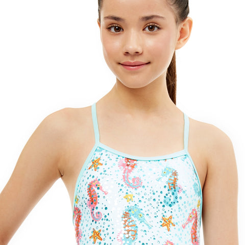 Maru - Girls Bubbles Swimsuit