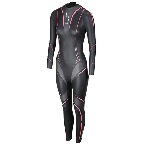 HUUB - Womens Atana 3.3M Triathlon Wetsuit - Sharks Swim Shop