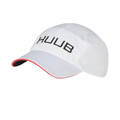 HUUB - Race Cap White - Sharks Swim Shop