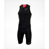 HUUB - Men's Essential Tri Suit Black/Red