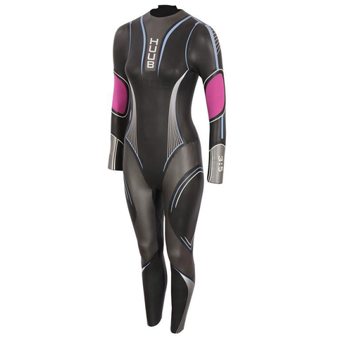 HUUB - Womens  Acara 3.3M Wetsuit - Sharks Swim Shop